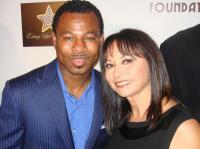 Website Photoe - sugar-shane-mosley-and-deborah-vallejo-partner-of-hula-girl-beverages